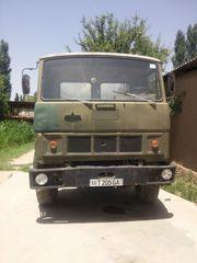 Супер МАЗ (тягач). 1992-г. С прицепом цементавоз,  30 тон