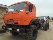 КАМАЗ -43118 вездеход.