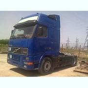 Продам грузовой тягач с прицепом