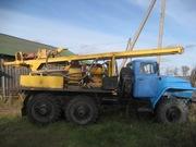 Продаётся буровая установка Урал(дизель)